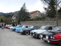 1ère Route de la Châtaigne 2011